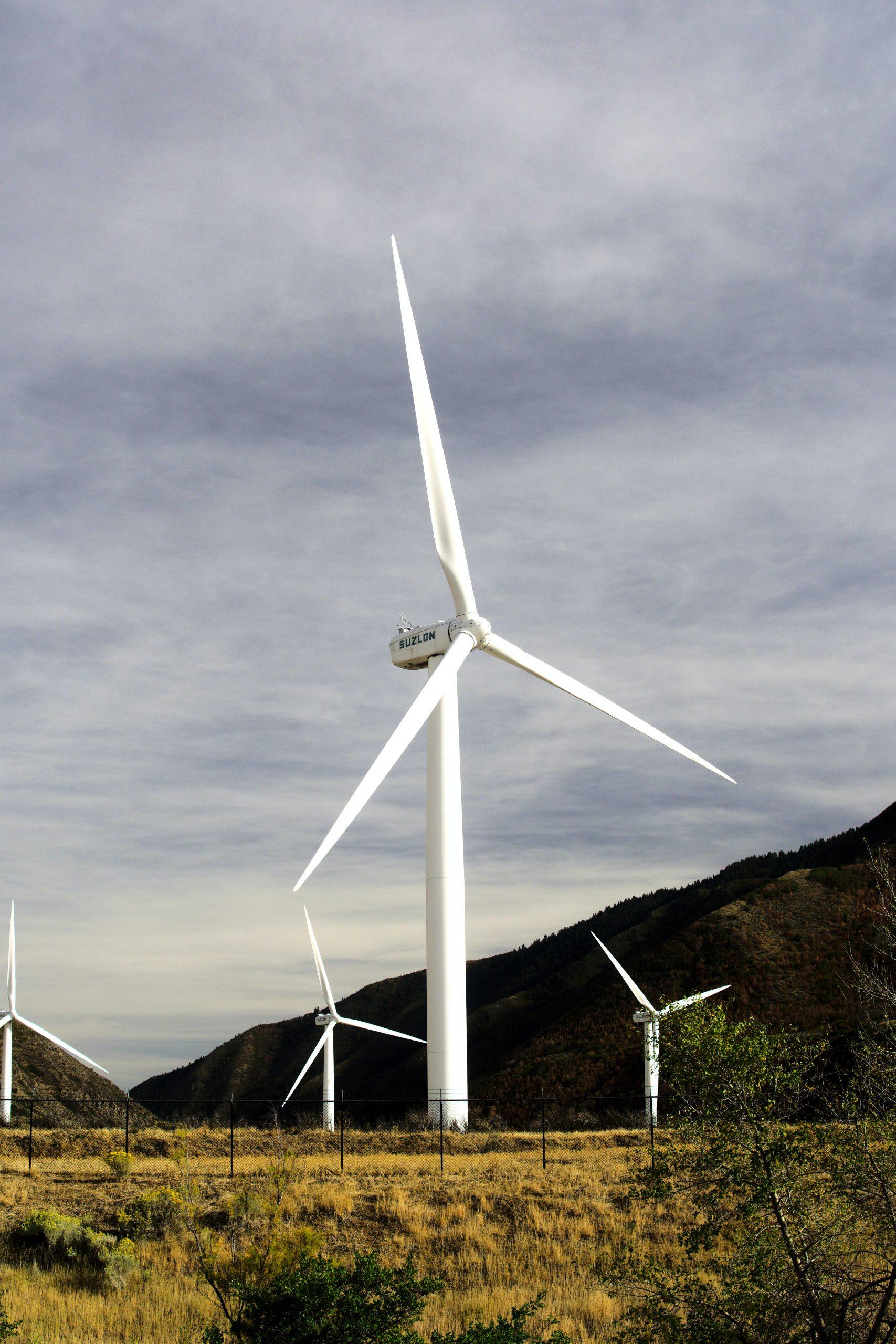 GREE – C'est bruyant, une éolienne ?